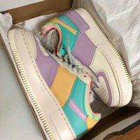 sapatos casuais para meninas venda por atacado-Sneakers torção forças Mulheres Sombra tropicais para Femininos Skate Mulheres Skate Mulher sapatilha de esportes fêmea meninas Plataforma Casual