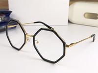 Wholesale trends eyeglasses resale online - 2142 Fashion optical glasses specially designed trend avant garde style eyeglasses for womens brand Rectangle frame clear lens eyewear