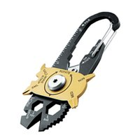 Wholesale utility tool keychain resale online - Field Gadget Mini Portable Utility FIXR in Pocket Multi Tool Keychain Outdoor Camping Key Ring SC004