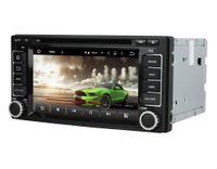 subaru dvd spieler großhandel-TDA7851 Android 8.0 4GB RAM-Auto-DVD-Player GPS-Glonass-RDS-Radio wifi 4G Bluetooth für Subaru Forester Impreza 2008 2009 2010