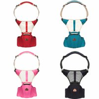 Wholesale baby hip sling carrier resale online - Baby Carrier Infant Hip Seat Breathable Sling Hold Wrap carrier waist stool Backpack baby Simple Adjustable YL7001