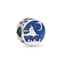 Wholesale silver magic jewelry resale online - 2019 Summer Real Sterling Silver Magic Carpet Ride Beads Fit Pandora DIY Jewelry ENMX