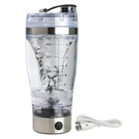 Wholesale blender mix for sale - Group buy Automatic Electric Shaker Vortex Mixer Water Bottle Smart Blender Cup ML Hot with USB Cable Automatic Coffee Mixing Cup