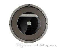 tomada cinzenta venda por atacado-Aspirador de pó automático iRobot Roomba 870 da Grey barato Outlet Online