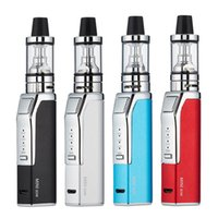 ingrosso grandi modi di fumo-Sigaretta elettronica mini80W Vape mod mod box kit 2200mah 0.35ohm battery2ml tank e-sigaretta Big smoke atomizzatore L-6001