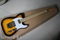 Wholesale tl guitar maple for sale - Group buy HOT High Quality tl guitar signature standard Electric guitar