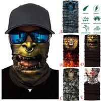 rüzgar koruması maskeleri toptan satış-MUQGEW Yeni erkek Moda Kafa Koruma Tam Fonksiyon Kayak Motosiklet Boyun Tüp Isıtıcı Bisiklet Biker Eşarp Rüzgar Yüz Maskesi # 1210