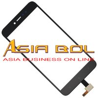 xiaomi glas digitizer großhandel-Neue touchscreen digitizer glaslinse für xiaomi redmi note 5a prime schwarz weiß gold