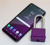 android handy dual 8mp großhandel-Goophone 9 Plus Smartphone Quad Core Android 7.0 Fingerprint MTK6580 1 GB RAM 16 GB ROM 1280 * 720 6,2