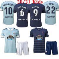 Wholesale best football jerseys resale online - Best quality Celta Vigo soccer jersey kits child Celta de Vigo BONGONDA HERNANDEZ NOLITO home children football shirts