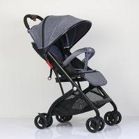 автомобильный зонтик оптовых-abdo Baby Lightweight And Convenient Stroller Can 175Degree  Umbrella Stroller Baby Car Portable Cart On The Airplane