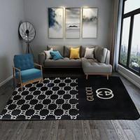 alfombra de sandia al por mayor-Alfombra de señalización de diseñador impresa de gran tamaño 150 * 200 cm decoración del hogar sala de estar dormitorio alfombra de alfombra de moda regalos de Navidad 2020