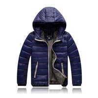 Wholesale high kids clothes for sale - Group buy Retail High Children Outerwear Cotton Padded Down coat hooded jackets kids designer winter coats jacket Outwear overcoat children clothing