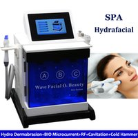 Wholesale bio cleaners resale online - Reliable Hydrafacial Dermabrasion Machine Skin Deep Cleaning Water Diamond Hydra Peeling BIO face lifting Hydro Microdermabrasion Equipemnt