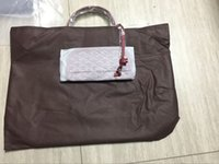 frauenhandtaschen paris großhandel-2019 große und mittlere größe mode frauen dame designer frankreich paris stil luxus handtasche einkaufstasche totes 46 cm und 55 cm