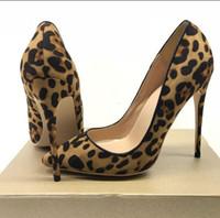 Leopard Print Heels Shoes Canada | Best