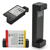 mini dock für iphone großhandel-Universal-Zusatzakku-Ladegeräte Mini-USB-Handy-Ersatzakku-Ladegerät Dock Cradle NEU