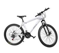 fahrräder großhandel-21 Geschwindigkeit 26 Zoll Fahrrad Unisex Dual Scheibenbremsen Mountain Road Mountain Bike Radfahren wasserdichtes Kissen