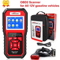 Wholesale 1996 audi online - OBD OBD2 Scanner Auto Diagnosis Scanner Tools Code Reader KW850 Russian Spanish more Automotive Escaner For All Cars after