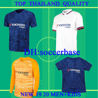 Wholesale oscar football shirt resale online - Thai maillot de football soccer tracksuit MORATA Diego COSTA Hazard William Oscar jersey have kids kit player version football shirt