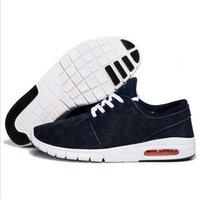 ingrosso janoski per gli uomini-2018 Nuovo SB Stefan Janoski designer Scarpe da corsa per donna Uomo, Scarpe da ginnastica sportive di alta qualità Sneaker Dimensione scarpe 36-45 A85