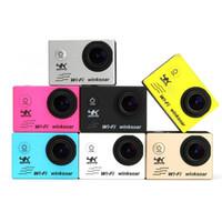 автомобильная портативная камера оптовых-SJ8000 HD 1080 P 16MP Водонепроницаемый Micro Video DV Видеокамера Мини Камера Открытый Cam Портативный Автомобиль Запись
