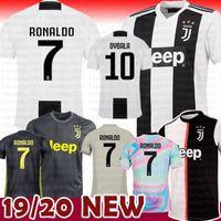 17a1f0e58 18 19 Juventus Soccer Jersey 2018 JUV 7 Ronaldo Cuadrado CR7 9 HIGUAIN 10  DYBALA 11 D. Costa 17 MANDZUKIC 1 BUFFON 33 Football uniforms
