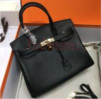 Wholesale h white lights for sale - Group buy 35CM CM CM Famous birking bag H Totes bags women Genuine leather Bags Fashion lady Handbag kelly bag