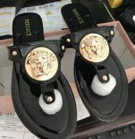 ingrosso tacchi romani sandali-Sandali romani per le ragazze in perle di perlato - TGBHFGBVheels con tacco per gli studenti nuovi in estate