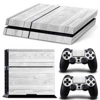 Wholesale decorative skins resale online - Fanstore Skin Sticker Dustproof Decorative Vinyl Decal for Playstation PS4 Console and Remote Controller New Design