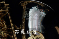 YANAGISAWA WO37 Alto Eb Brass Saxophone Musical Instrument Nickel Silver Plated Surface Gold Lacquer Key E Flat New Arrival Sax with Case