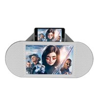 universelle zelle mobile großhandel-Neue Handy-Bildschirmlupe Halterung Vergrößern Ständer für iPhone Samsung Android Smartphone Handy-Teleskope