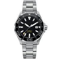 Wholesale premium watches resale online - men s montre de luxe watch premium stainless steel automatic mechanical movement ATM waterproof chronograph watch sapphire glass watch