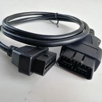 ingrosso interfaccia obd citroen-La scelta migliore OBD2 cavo di interfaccia cavo di prolunga diagnostica OBD II OBD2 16 pin del connettore 16pin a 16pin