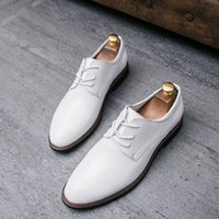 Wholesale mens moccasin loafers resale online - 2019new Spring and autumn leather shoes oxford shoes for mens comfortable moccasin men leather dress luxury tassel loafers