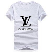 camiseta triángulo hombre al por mayor-Nuevo triángulo grande LOGO marca hombres camisetas 2018 Ropa de verano con diseñador Camisetas de manga corta Camisetas de moda camisas masculina