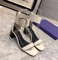 Gros En Vrac Bas Blanc 2019 À Sandales Noir Vente Talon OZXuPki
