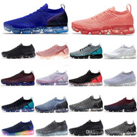 Wholesale black shoe for sale - Group buy 2019 Fly Shoes Running Shoe Mango Crimson Pulse Be True Mens Womens Designer Sports Casual Shoes Size