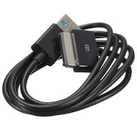 Wholesale asus transformer charger cable for sale - Group buy High Quality USB Data Sync Charger Cable for Asus Eee Pad TransFormer TF101 TF201 TF300