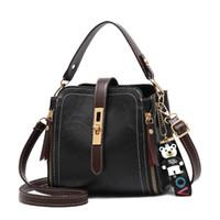 neue frauen handtaschen koreanischen großhandel-Dame Small Bag Female Brand New koreanische Version der Schulter Messenger Bag Damenmode Wild Ins Hot Sale Handtaschen 2019