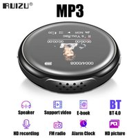 Wholesale mp3 player alarm clock for sale - Group buy RUIZU M1 New Sports MP3 Player Mini Portable Student HD HiFi MP3 Video FM Clock Alarm Recording Music Bluetooth Speaker