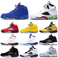 Wholesale room art resale online - Air Retro Jordan Men Basketball Shoes s Fab SP Michigan Grape Laney TROPHY ROOM Mens Trainers Sports Sneakers size