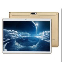 ingrosso pc liberi del ridurre in pani del pollice di trasporto dhl-Tablet PC da 10 pollici 3G Android 8.1 T805C Octa Core Super tablet 4GB RAM 32GB 64GB 128GB ROM WiFi GPS 10.1 tablet IPS 1280x800