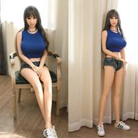 ingrosso negozio giapponese della bambola del sesso-Sex shop real love doll bambole giapponesi in silicone a grandezza naturale realistiche vagina per adulti giocattoli gonfiabili per uomo