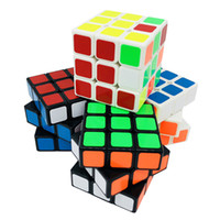 Wholesale cube neo resale online - Professional Cube x3 x3 CM Speed For Magic Puzzle cube Antistress Neo Cubo Magico Sticker For Children Adult Education Toy
