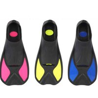 c67cc12483d Children Swimming Fins Mermaid Swim Fin Swimming Foot Training Shoes Tail  For Fins Underwater Hunting Flippers Diving 3