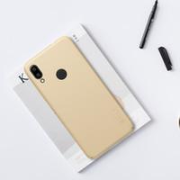 Wholesale nillkin shield case resale online - Xiaomi Redmi Note Case Casing Nillkin Frosted Shield Matte Hard Back Cover Case For Xiaomi Redmi Note