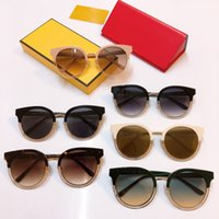 Wholesale top sight for sale - Group buy luxury sunglasses mens sunglasses women classic hot style plank metal frame uv400 protection outdoor eyewear top quality with box