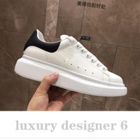 Wholesale best low shoes prices for sale - Group buy luxury designer men s and women s sports shoes low price best top fashion counters latest color matching platform shoes casual outdoor T146