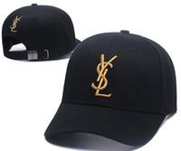 polo de estilo europeo al por mayor-Diseñador de moda Estilo europeo unisex Gorras de béisbol Gorra snapback de lujo Para hombre Deporte polo papá sombrero clásico Golf ajustable Visera sombreros sombreros